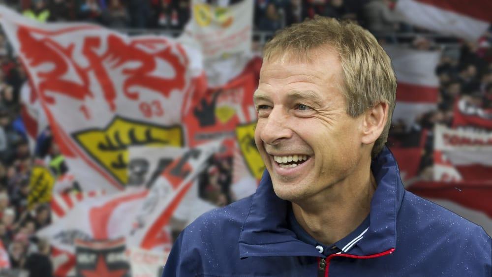 Wird er Vorstandvorsitzender der AG? Der ehemalige VfB-Angreifer Jürgen Klinsmann.