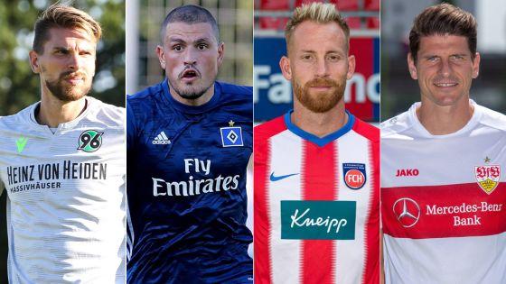 Im Managerspiel zur 2. Liga auswählbar: Ron-Robert Zieler, Kyriakos Papadopoulos, Marc Schnatterer und Mario Gomez.