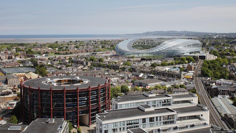 Aviva-Stadium Dublin