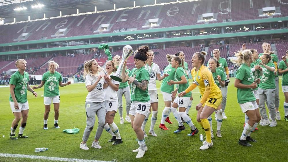 Pokalsieger 2019 - der VfL Wolfsburg