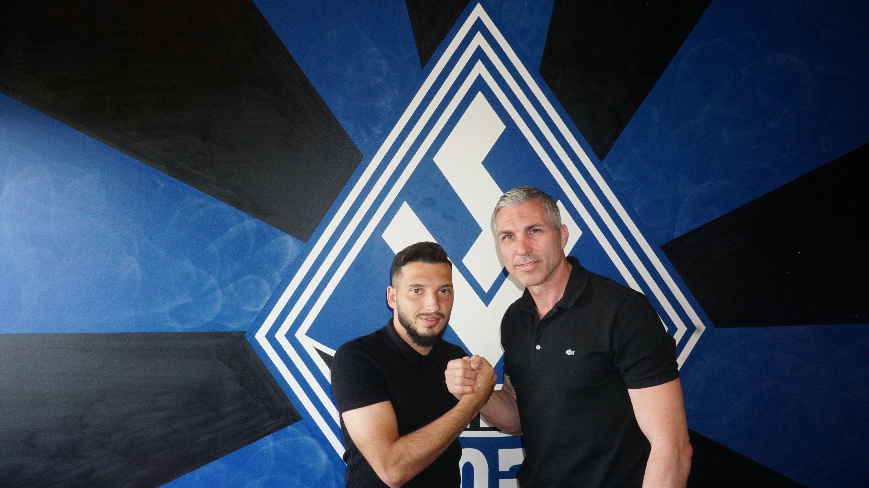 Ferati wechselt vom HSV nach Mannheim   2. Bundesliga - kicker