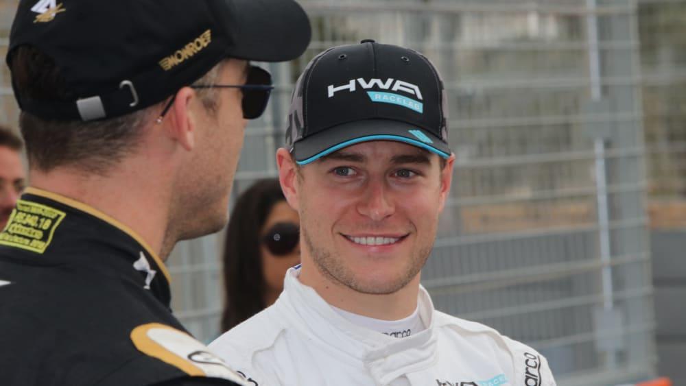 Stammpilot im Mercedes-Werksteam: Der Ex-Formel-1-Pilot Stoffel Vandoorne.
