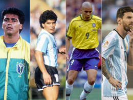 Messis Misere: Superstars bei der Copa America