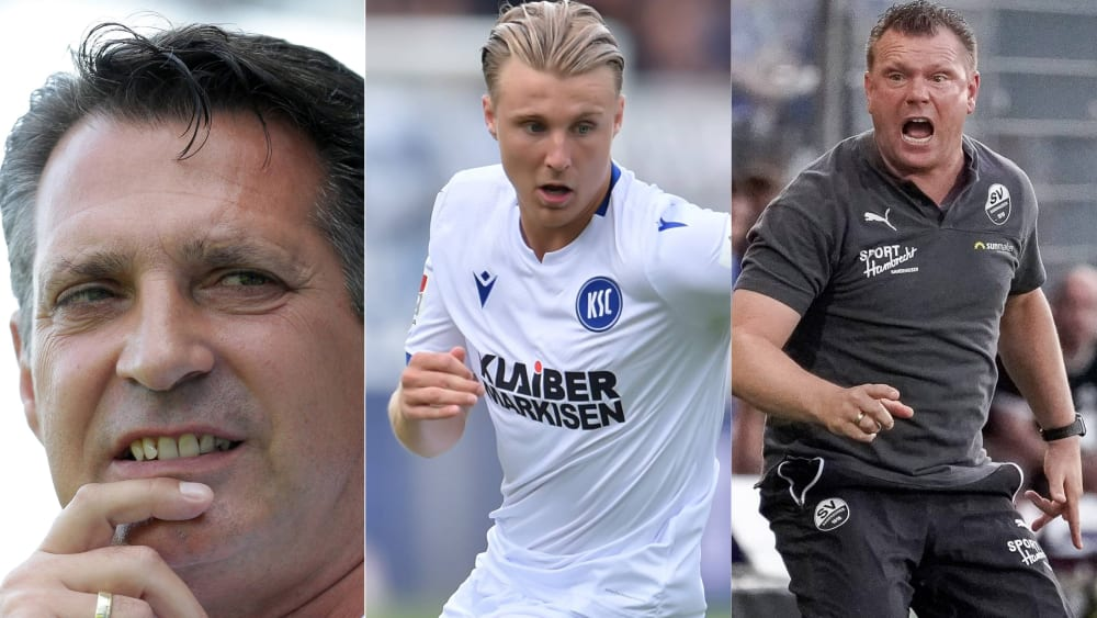 Alois Schwartz, Marco Thiede & Uwe Koschinat