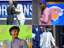 Die Top-10-Picks des NBA-Drafts 2019