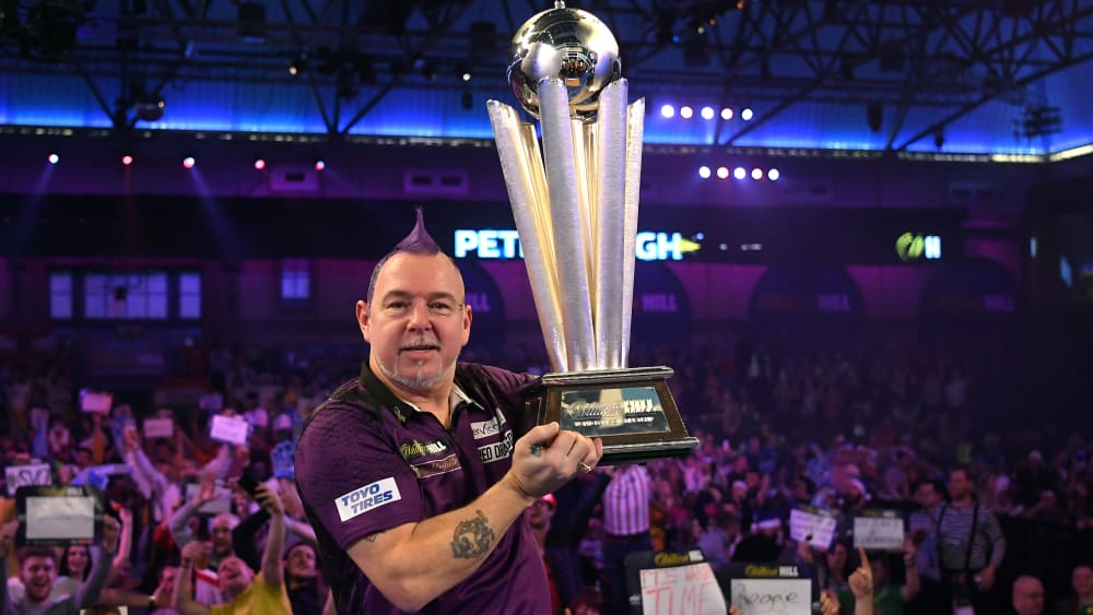 Peter Wright Wm 2021