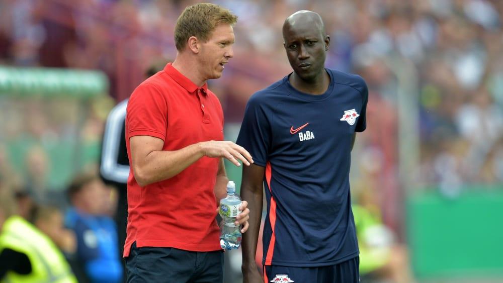 Babacar N'Diaye: Nagelsmanns verlängerter Arm