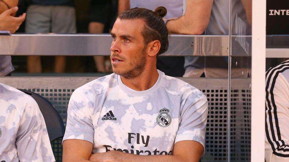 War nicht mit beim Audi-Cup dabei: Gareth Bale.