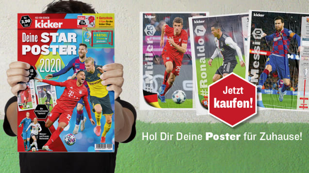 Kicker Bundesliga Heft