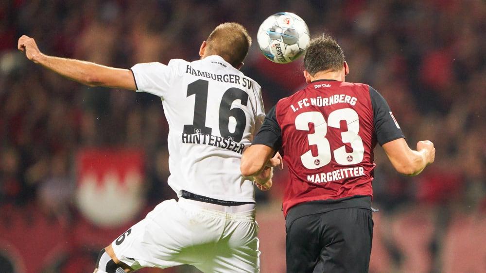 HSV gegen FCN
