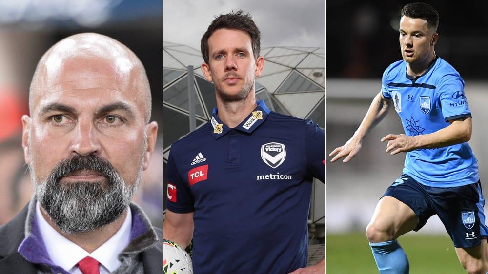 Zum Start in Australien: Spieler und Trainer mit Deutschland-Erfahrung - Bekannte Gesichter in der A-League