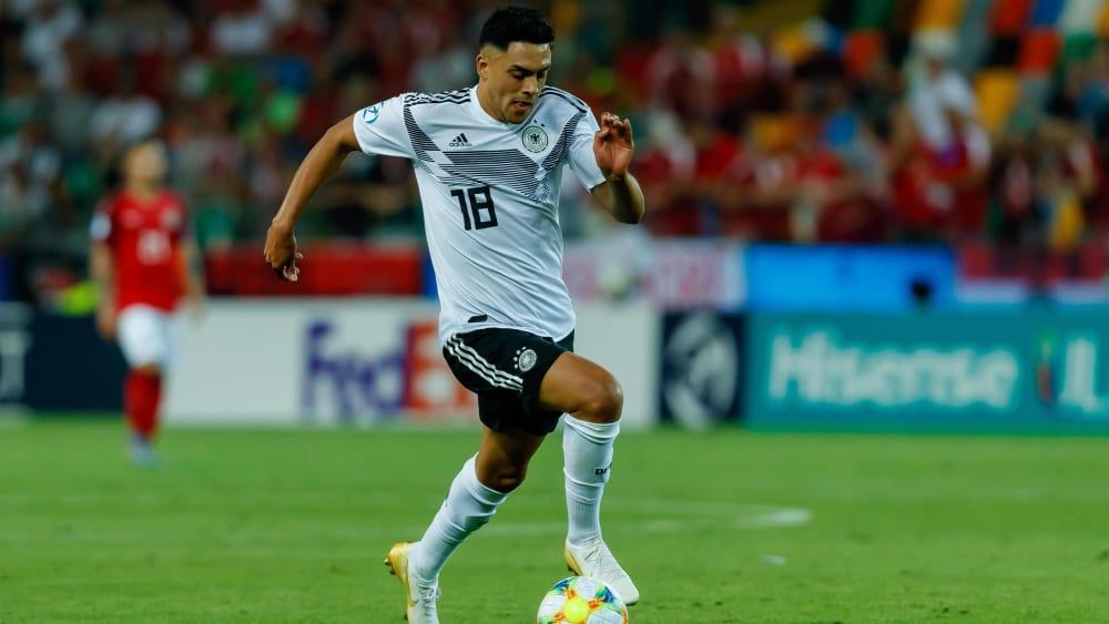 Nadiem Amiri (22) - TSG Hoffenheim