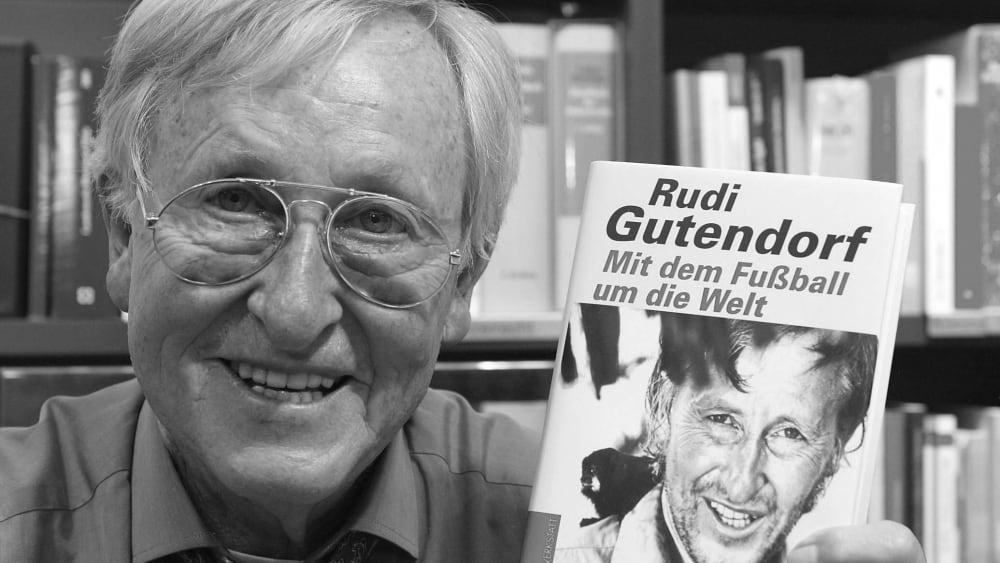 Rudi Gutendorf ist tot - Trainer-Legende wurde 93 Jahre alt