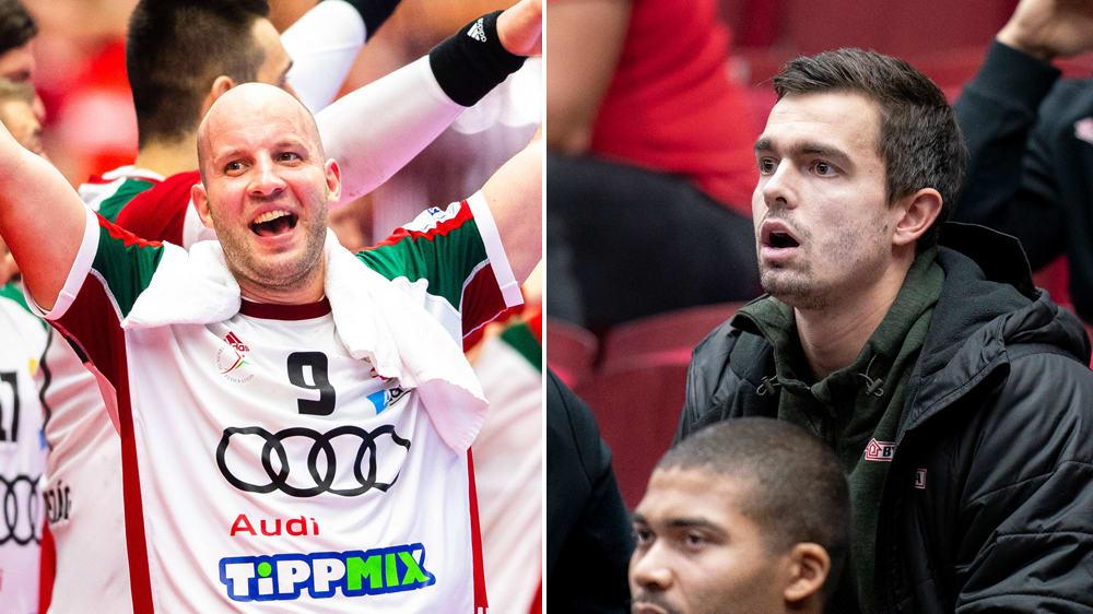 Zsolt Balogh und Rasmus Lauge Schmidt