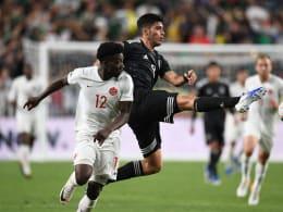 Davies dreifach im Pech: Guardado schießt Mexiko ins Viertelfinale