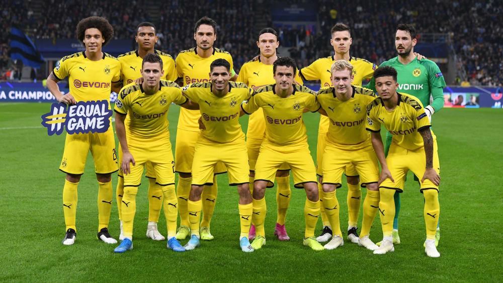 Borussia Dortmund präsentierte sich bei Inter Mailand zu harmlos und kassierte ein 0:2-Niederlage. Gleich vier Spieler kassierten die kicker-Note 5.