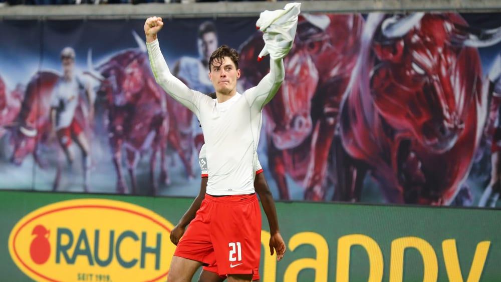 Erzielte das 2:1 für Leipzig: Patrick Schick.