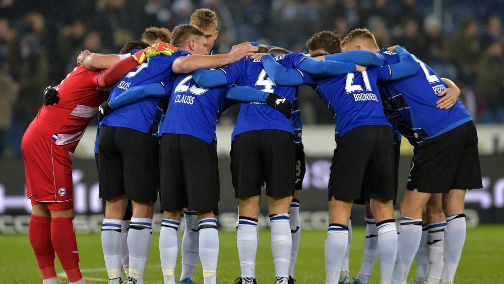 """Arminia jagt Guardiolas Rekord: """"Gefühlt sind wir unschlagbar"""" - Bielefeld will in Heidenheim den nächsten Auswärtssieg"""