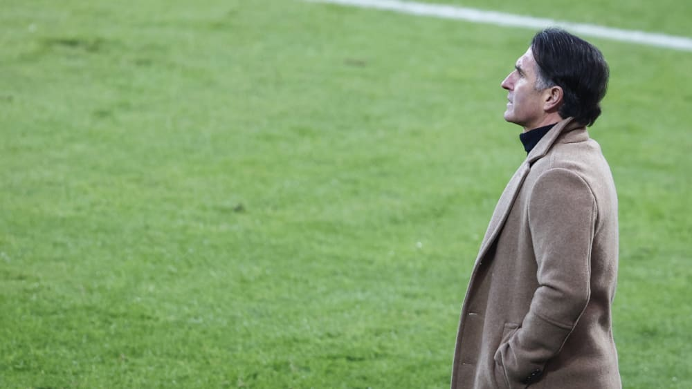 Hertha BSC - Labbadia holt sich Tipps bei Schwolow - kicker
