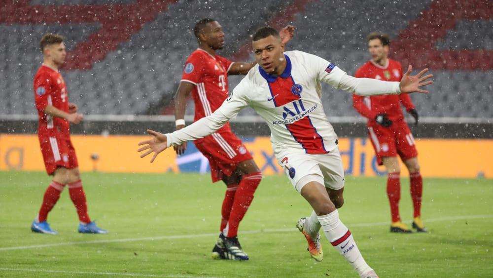 Mbappé macht den Unterschied: Überlegene Bayern unterliegen PSG - Goretzka und Süle früh angeschlagen raus