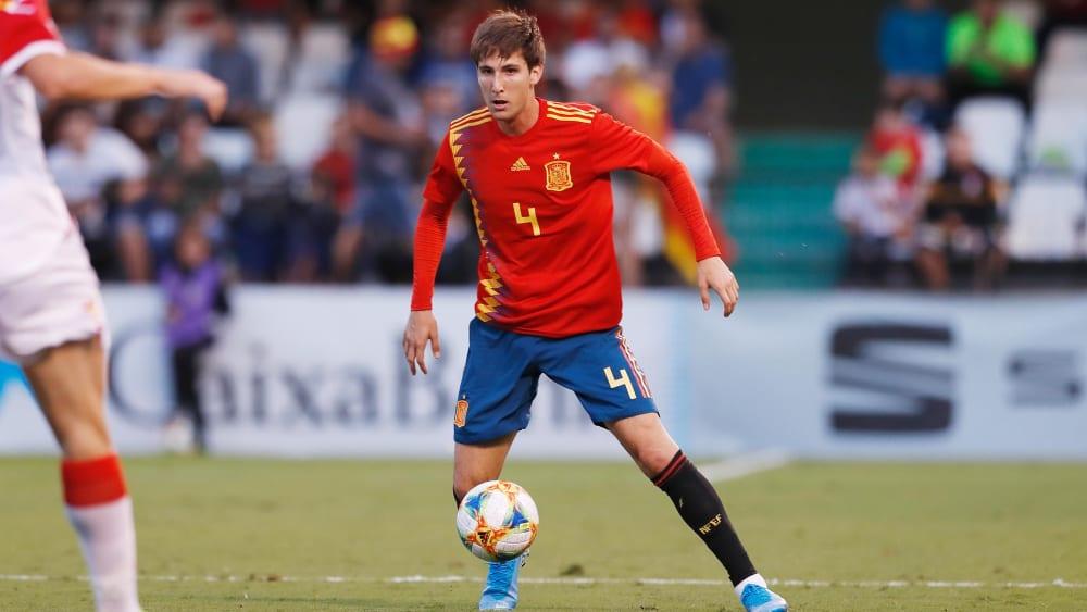 Hat große Ziele mit Schalke: Juan Miranda.