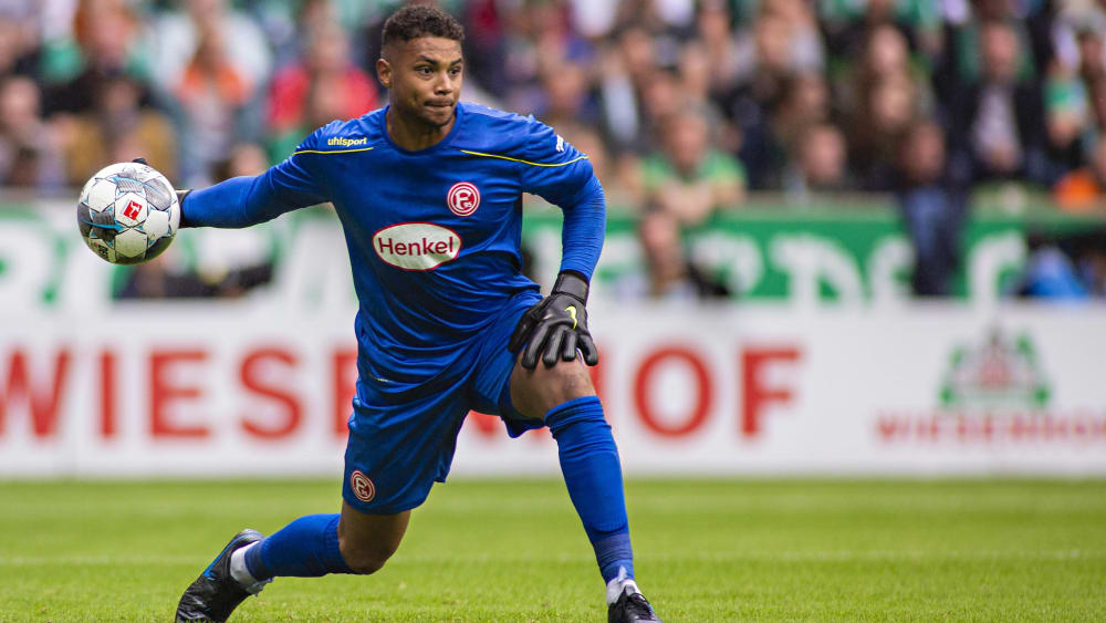Hatte maßgeblichen Anteil am Auftakt-Sieg der Fortuna: City-Leihgabe Zackary Steffen.