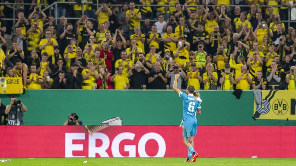 Traf mit dem KFC Uerdingen auf seinen Herzensverein Borussia Dortmund: Kevin Großkreutz.
