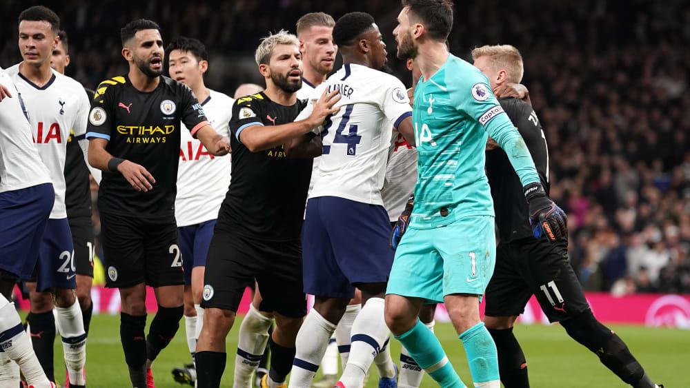 Tottenham Hotspur vs. Manchester City