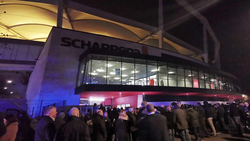 Arena in Stuttgart
