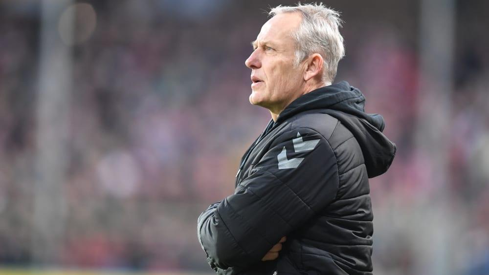 """Streich: """"Keine weitere Spaßveranstaltung"""" - Freiburger wollen sich für Hinspielniederlage gegen Köln revanchieren"""