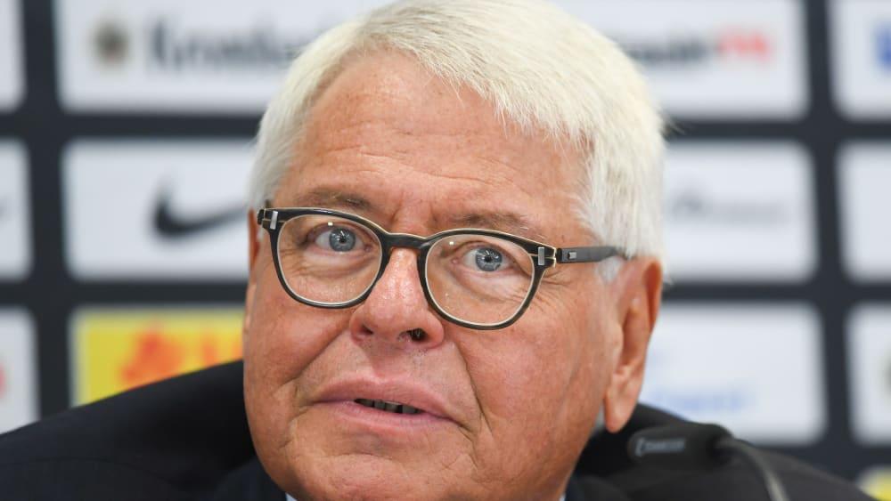 Wolfgang Steubing (Aufsichtsratvorsitzender Eintracht Frankfurt)
