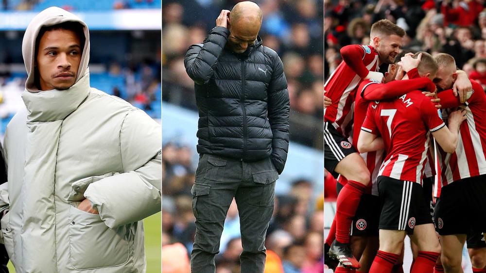 Die Zukunft von Leroy Sané und Pep Guardiola steht in den Sternen - Sheffield United dagegen träumt plötzlich von der Champions-League-Hymne.