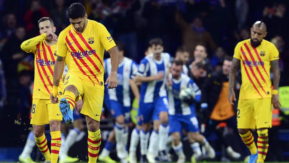 Jordi Alba, Luis Suarez, Arturo Vidal