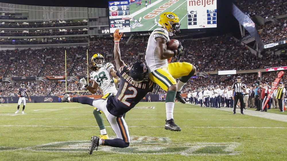 Packers-Safety Adrian Amos
