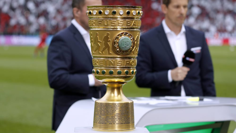 Der Dfb Pokal 2019 20 Im Tv Dfb Pokal Kicker