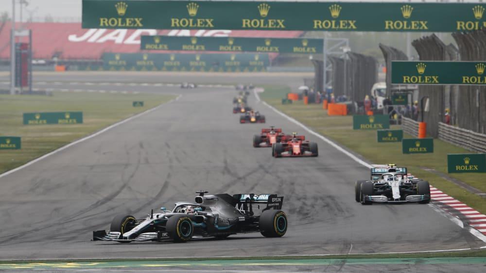 Laut Medienberichten soll der China-Grand-Prix im April nicht stattfinden.