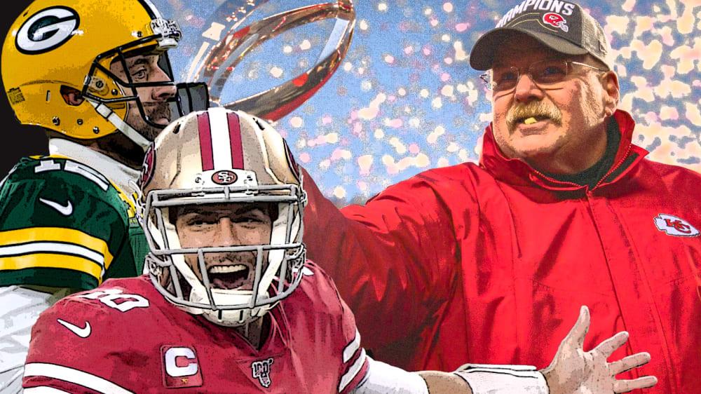 Die Sehnsucht des Trainers und ein Laufrekord: 11 Geschichten zu den Conference Championships - Best of NFL 2020 - Conference Championships