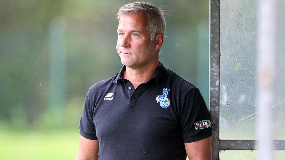 Frauen-Coach Thomas Gerstner vom MSV Duisburg bleibt dem Verein weiterhin treu.