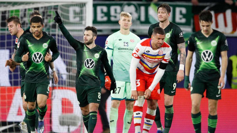 Renato Steffen (#8) setzte am Sonntag den sehenswerten Schlusspunkt