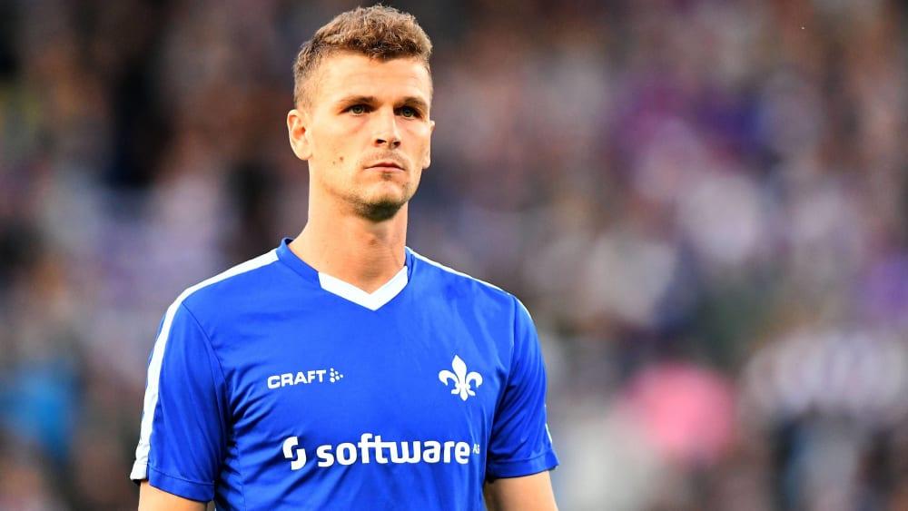 SV Darmstadt 98-Spieler Mathias Wittek.