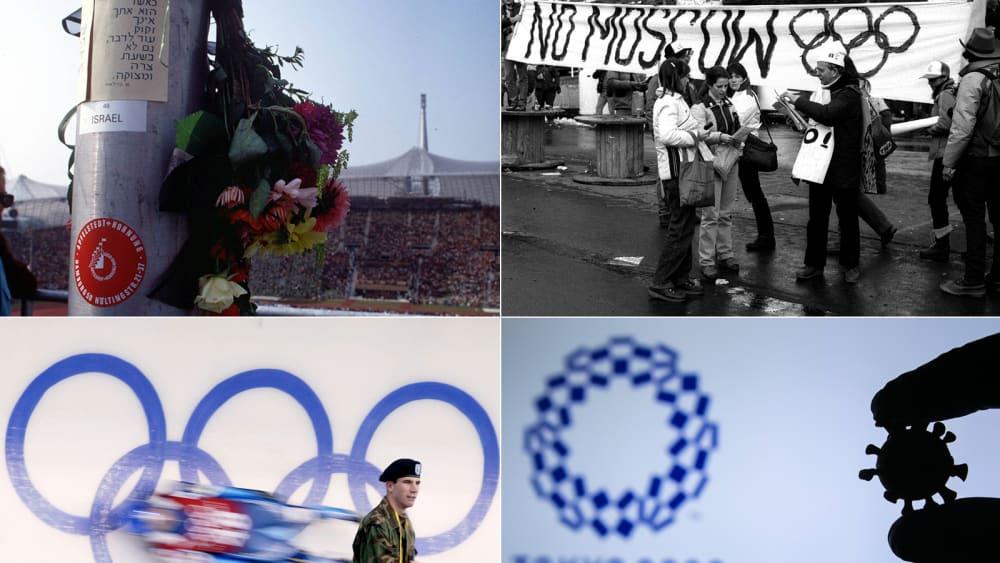 Krisen bei den Olympischen Spielen