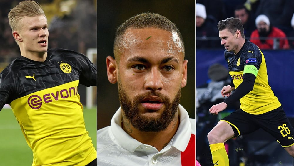 Die kicker-Noten zum 2:1-Erfolg des BVB gegen PSG
