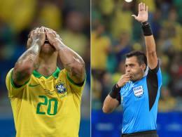 Firminos VAR-Drama: Selbst die Kniescheibe steht Brasilien im Weg