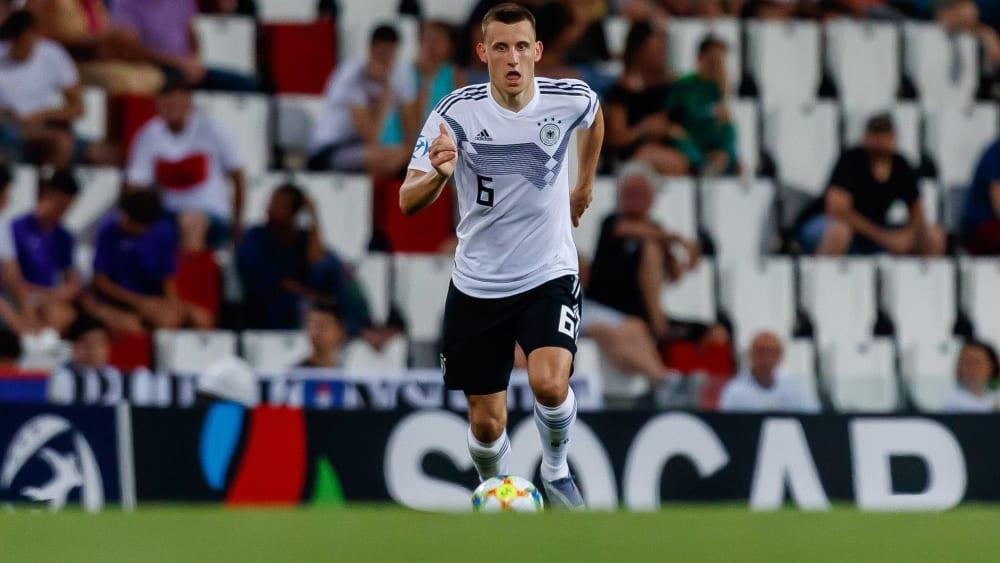 Maximilian Eggestein (22) - Werder Bremen