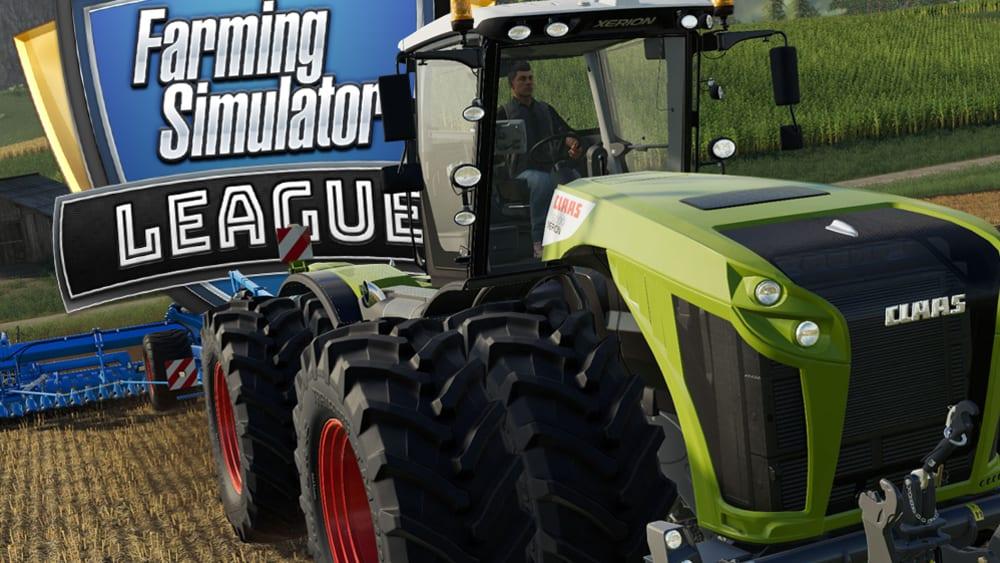 FarmingSimulatorLeague: Giants Software will Farming Simulator zum eSport machen.