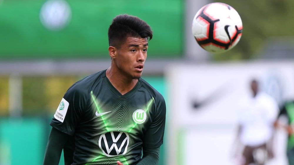 A-Jugend-Spieler Ulysses Llanez ist einer von drei neuen auf der Europa-League-Liste des VfL Wolfsburg.
