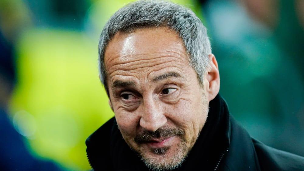 """Hütter: """"Wir brauchen mehr als ein perfektes Spiel"""" - Stolpert mit Leipzig das nächste Spitzenteam in Frankfurt?"""