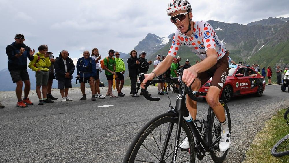 Romain Bardet gilt im Peloton als einer der besten Bergfahrer.