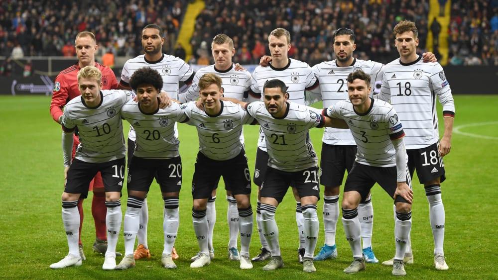 Ein Einser, drei Zweier: Die Noten der DFB-Elf - Das Zeugnis zum 6:1 gegen Nordirland