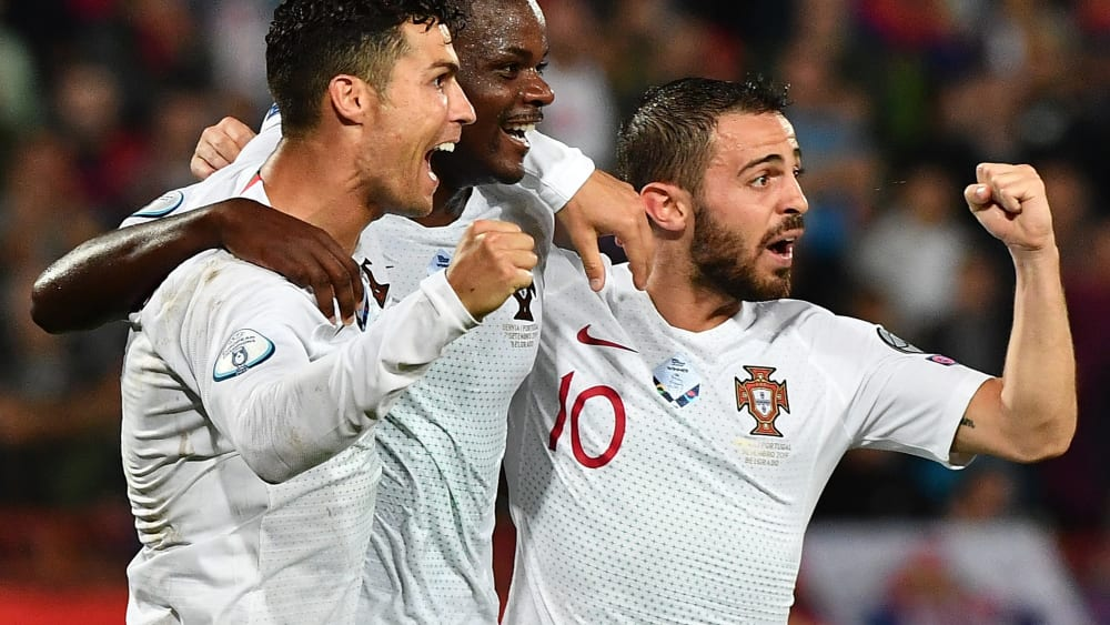 Portugal gewinnt klar dank Cristiano Ronaldo